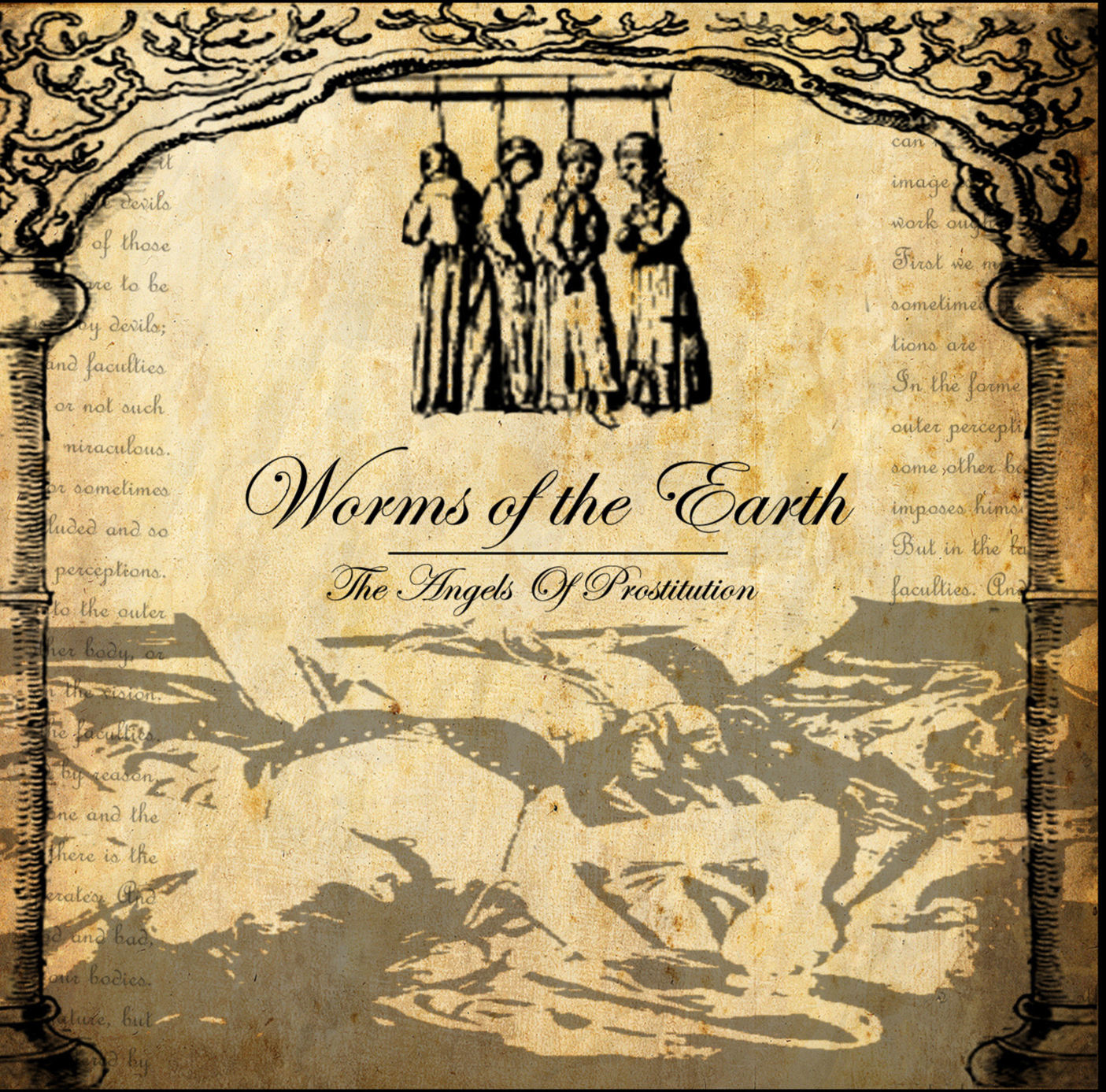 worms of the earth - the angels of prostitution