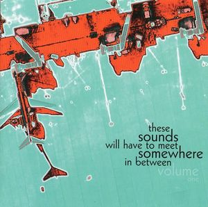 various - These Sounds Will Have To Meet Somewhere In Between Volume One