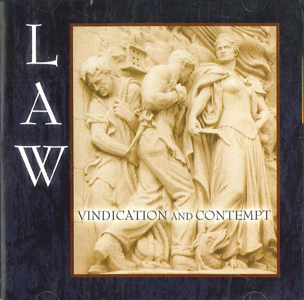 law - vindication and contempt